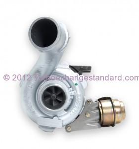 turbo echange standard DCI 1.9 - 120 ch - garrett 708639