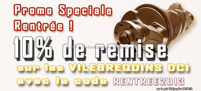Les vilebrequins DCI neufs les moins chers du Web sont sur iturbo.fr