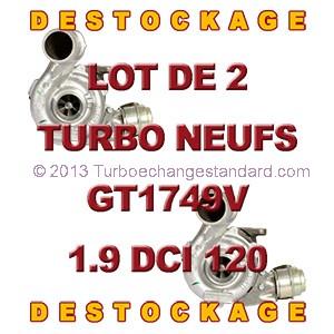 Prix du lot : 706.75€ HT soit 353.38€ HT l'unité