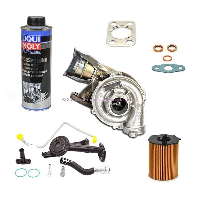 Kit turbo offert pour l'achat d'un turbo neuf 1.6 HDI
